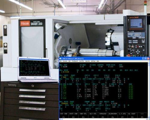 Software Facilitates CNC Programming