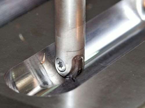 Ingersoll Finish-Ball Rush ballnose cutter