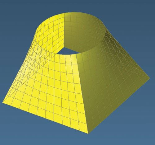 ruled surface example