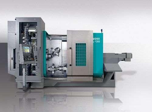 index R300 turn-mill