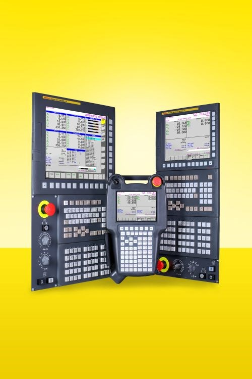 FANUC CNC with High-Speed Smooth TCP
