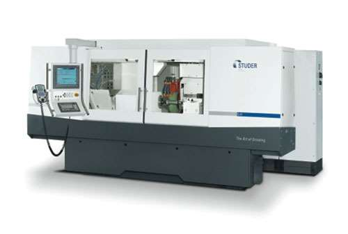 Studer S41 CNC universal cylindrical grinder from United Grinding