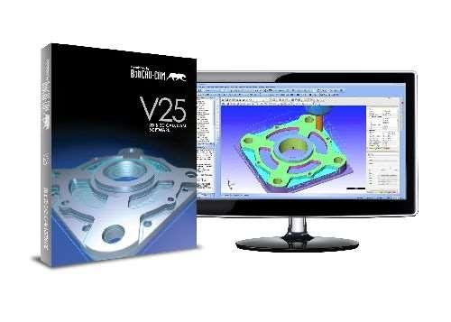BobCAD-CAM CAD/CAM software version 25