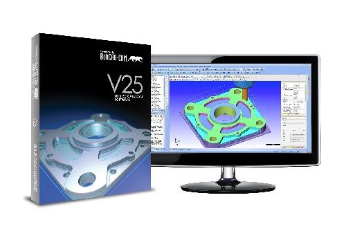 BobCAD-CAM CAD/CAM software version 25