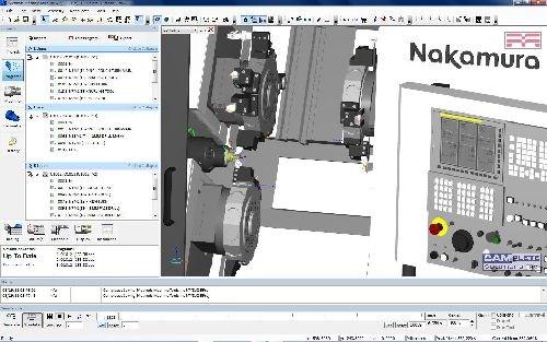 Methods Machine Tools CAMplete TruePath
