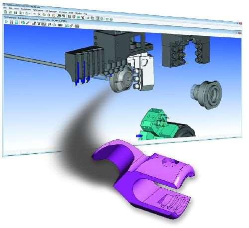 PartMaker CAM software