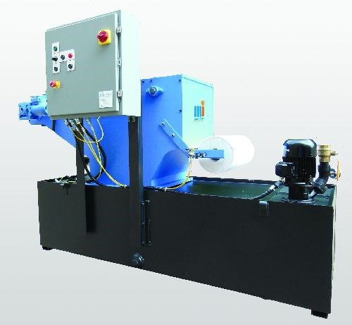 Mayfran International hydrostatic paper filter