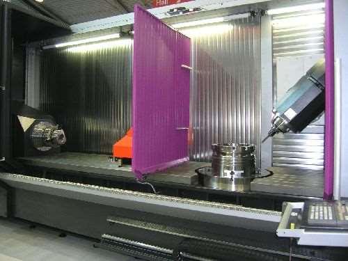 Ibarmia ZVH multiprocess machining center