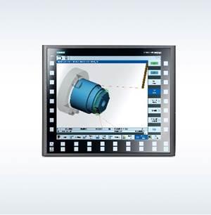 Siemens OP 019 CNC operator panel