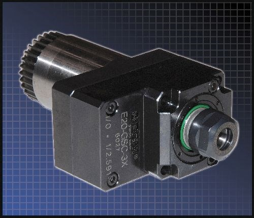 GenSwiss PCM high speed spindles