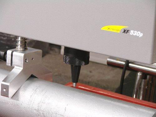 Gravotech Technifor XF530 micro-percussion machine
