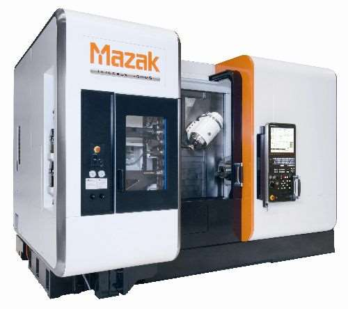 Mazak Integrex i-200S multitasking machine