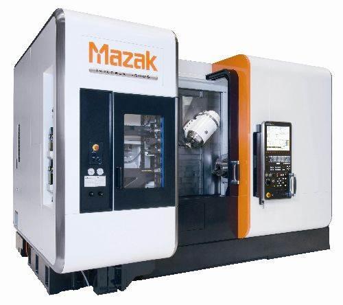 Mazak Integrex i-200S multitasking machine
