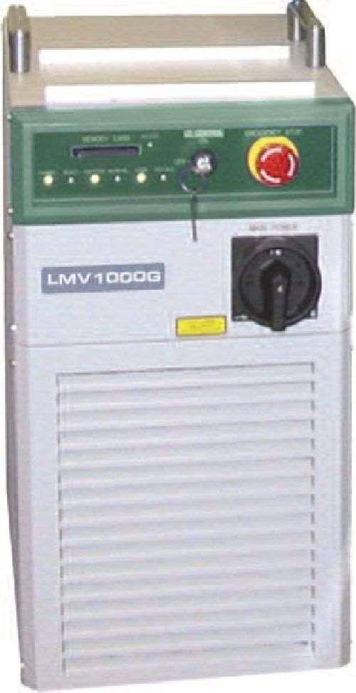 Miyachi Unitech LMV1000G laser marker