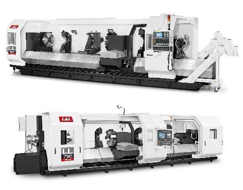 L&L Machinery Industry LL-series CNC lathe