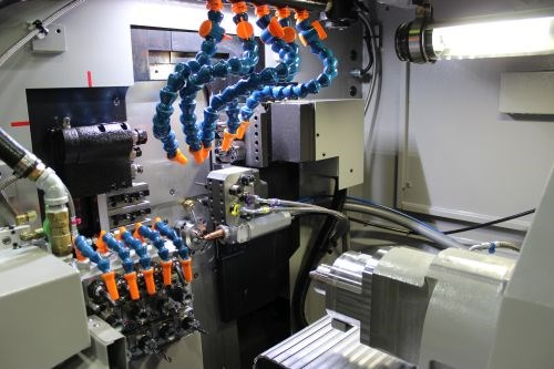 Tsugami S206-II with IMG 400LS Laser Cutting System