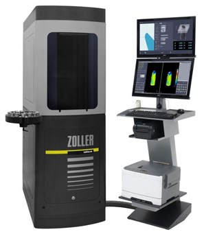 Zoller universal inspection machines