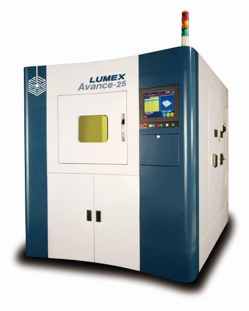 MC Machinery Lumex Avance-25