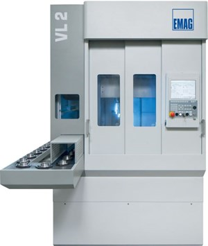 VL and VT Vertical Turning Machines