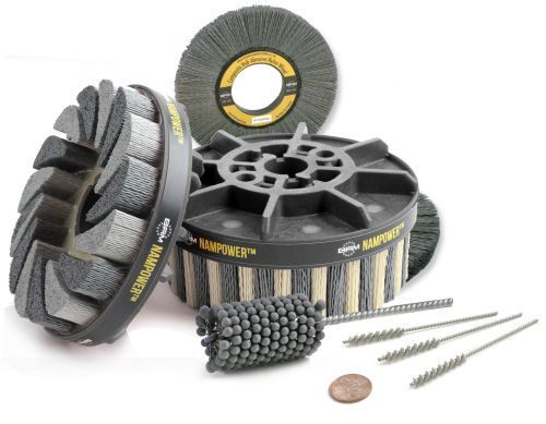 Brush Research Manufacturing finishing and deburring products