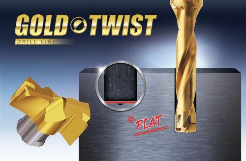 Gold-Twist drilling line.