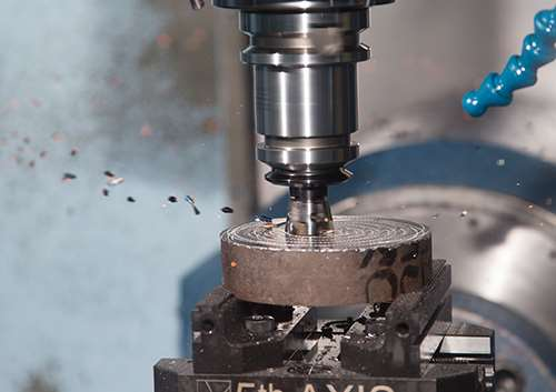 Greenleaf's ceramic inserts milling