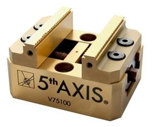5th Axis V75100 vise