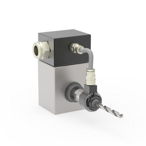 Rego-Fix ReCool through coolant system