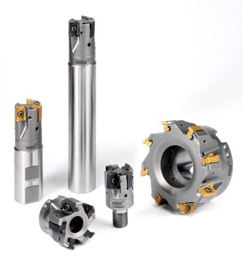 Widia VSM490 shoulder milling platform