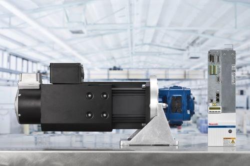 Bosch Rexroth SVP 7010 pump drive