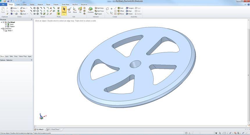 Flow International FlowXpert 2015 CAD/CAM software