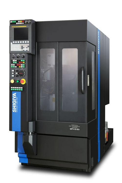 Shigiya GPV-10-20 vertical CNC grinder