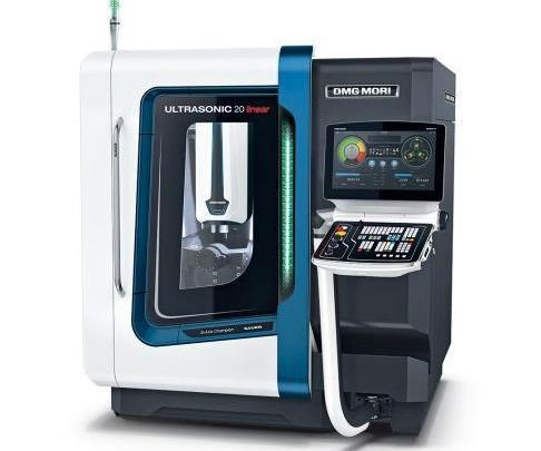 DMG MORI Ultrasonic 20 Linear 2nd Generation