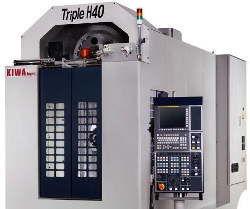 Methods Machine Tools Kiwa-Japan Triple H40