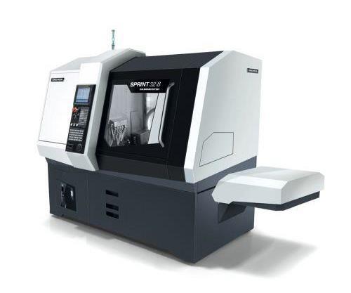 DMG MORI Sprint 32-8 Automatic Lathe