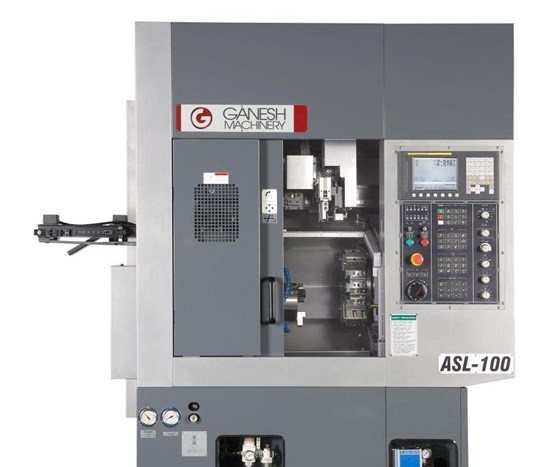Ganesh Machinery ASL-100