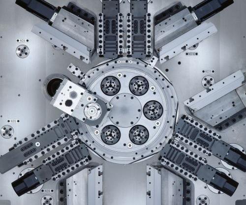 Index MS16 Plus Six-Spindle CNC Lathe