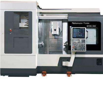 Nakamura-Tome NTRX-300, NTRX-300L Multitasking Turning Center