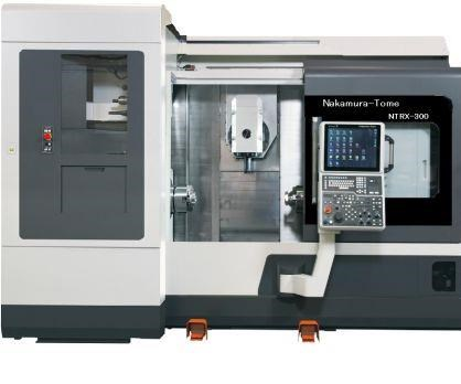 Nakamura-Tome NTRX-300, NTRX-300L Multitasking Turning Center