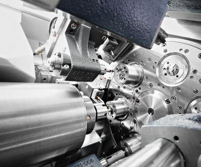 Tornos Technologies MultiSwiss 6 × 16 Turning Center