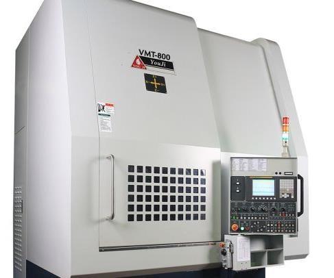 You Ji VMT-800 Turn-Mill