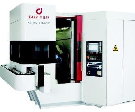 Kapp Niles KX 100 Dynamic gear center