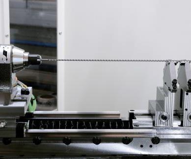 Rollomatic GrindSmart 528XF Six-Axis CNC Tool Grinder
