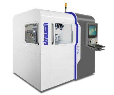 Strausak U-Grind Five-Axis CNC Tool and Cutter Grinder