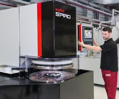 Supfina Spiro series