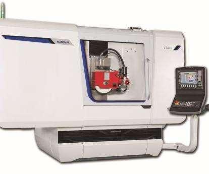 Blohm Planomat HP 412 Surface and Profile Grinding Machine