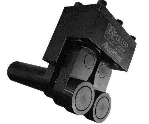 Accudyne EZ-Puller and BigEz self-adjusting bar pullers