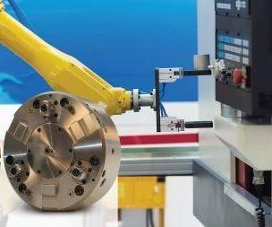 Kitagawa North-Tech Automated Jaw Pallet System