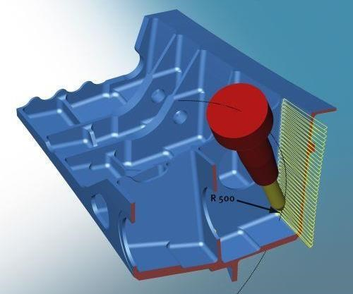 Open Mind Technologies HyperMill Maxx Machining