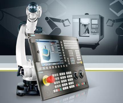 Siemens Sinumerik 828 CNC Units